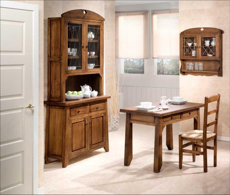 alacena cocina rustica | Artesania y Decoración | Blog