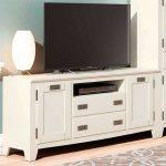 mueble tv estilo colonial actual en madera de pino acabado en 2 colores dispones de 2 puertas y 2 cajones