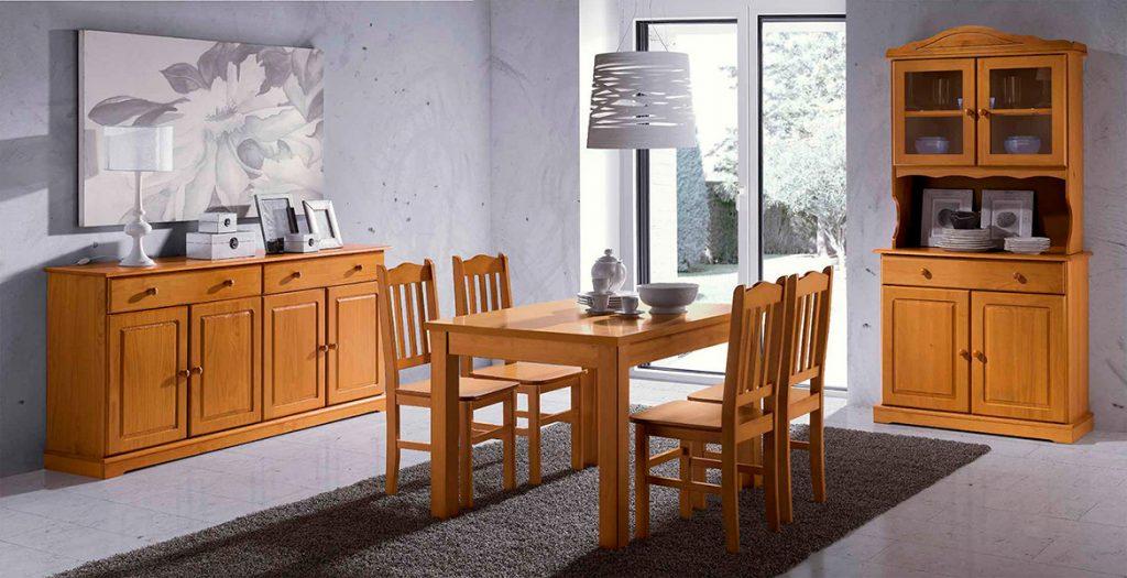 muebles comedores madera pino | Artesania y Decoración | Blog