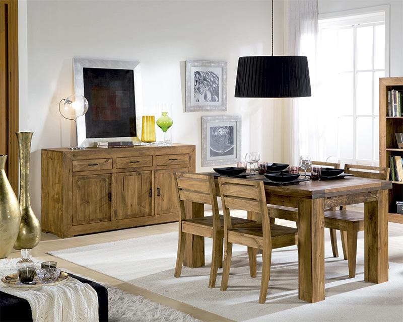 muebles comedor rustico modernos | Artesania y Decoración | Blog