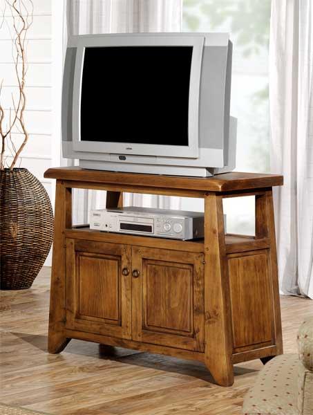 Mesa television rustica