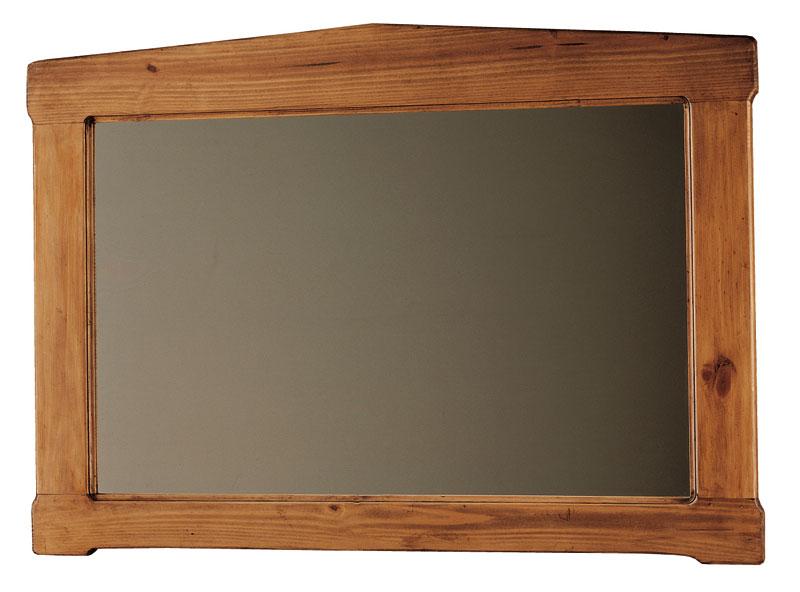 Espejo recibidor rustico