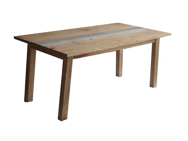 Mesa comedor grande colores rustica