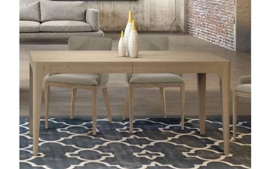 Mesa Comedor Extensible 3 Tamaños Diseño Adott