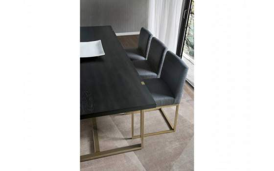 Mesa Comedor Grande Diseño Contemporáneo Serie Balford