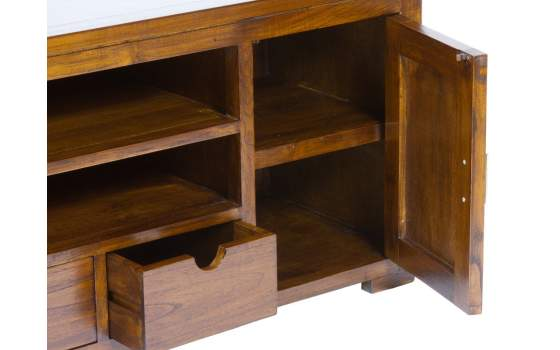 Mueble de TV Estilo Colonial Forest