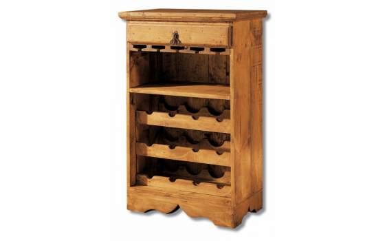 Mueble botellero rustico cava - Botelleros rusticos ...