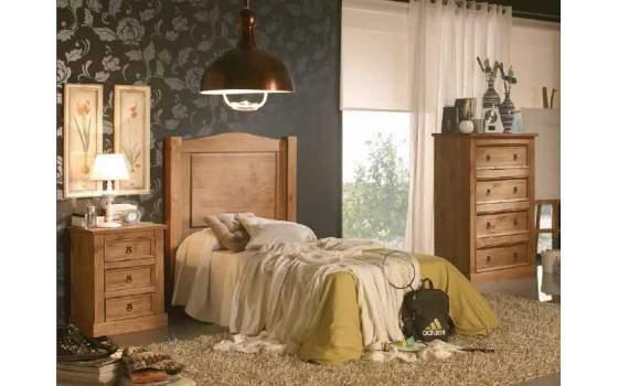 Oferta dormitorio completo bergo de 90 - Oferta de dormitorios ...