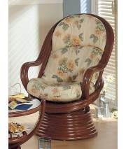 Sillon Giratorio Mecedora Junco Abilet