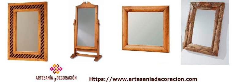 Espejos de pared rusticos mexicanos para el recibidor o - Espejos rusticos ...